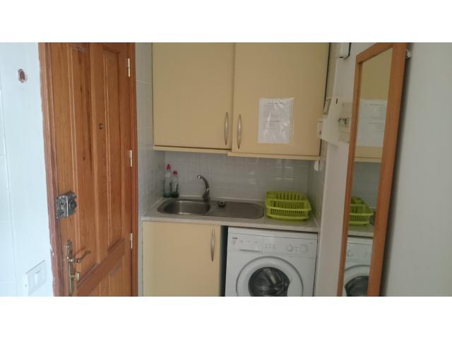 Kitchen Area - GP Two bed Two bath, Golf del Sur, Tenerife