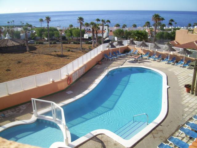 Large Pool - Terrazas de la Paz, Golf del Sur, Tenerife