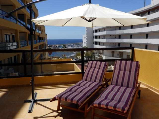 beautiful 1 bed apartment with pool in golf del sur