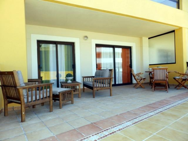 terrace - Apartment with big terace, Golf del Sur, Tenerife