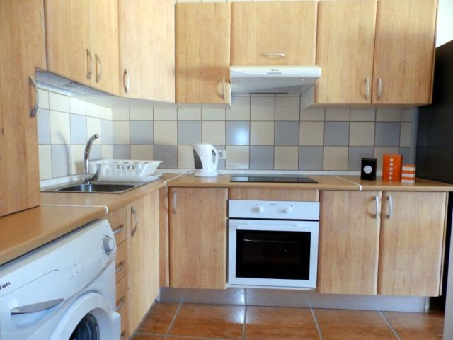 kitchen - Apartment with big terace, Golf del Sur, Tenerife