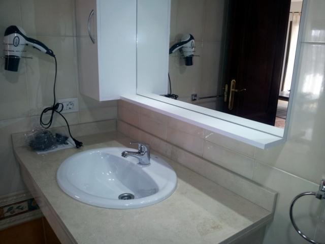 bathroom - Apartment with big terace, Golf del Sur, Tenerife