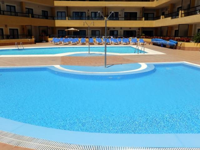 swimming pool - Apartment with big terace, Golf del Sur, Tenerife