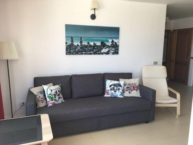 Lounge area - GP Large one bed, Golf del Sur, Tenerife