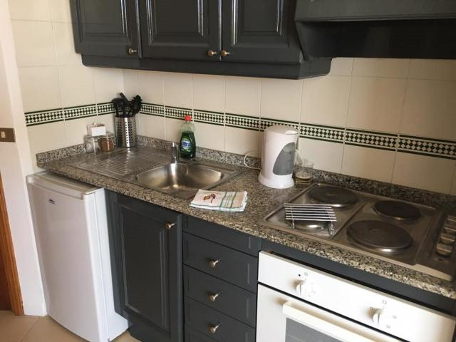 Kitchen Area - GP Large one bed, Golf del Sur, Tenerife