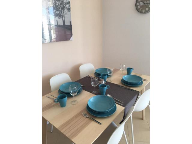 Dining Area - GP Large one bed, Golf del Sur, Tenerife