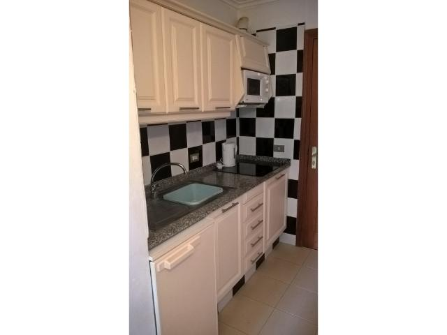 Kitchen Area - Green Park 1 bed, Golf del Sur, Tenerife