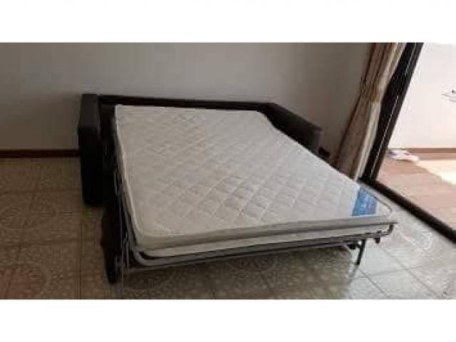 Double sofa bed as a bed - Fairways Club, Amarilla Golf, Tenerife