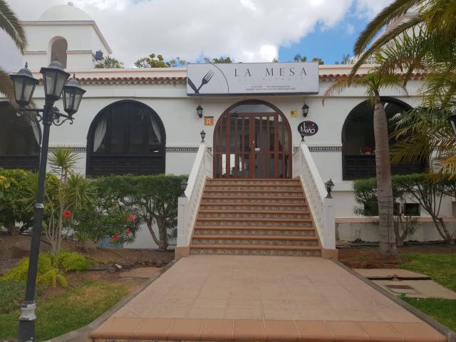 La Mesa restaurant - Fairways Club, Amarilla Golf, Tenerife