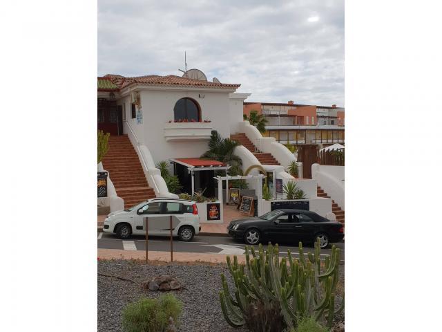 The Terrace bar - Fairways Club, Amarilla Golf, Tenerife