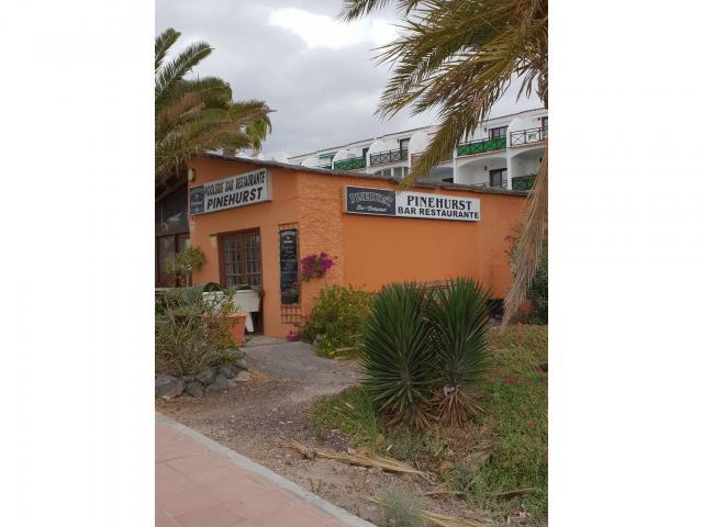 Pinehurst bar - Fairways Club, Amarilla Golf, Tenerife