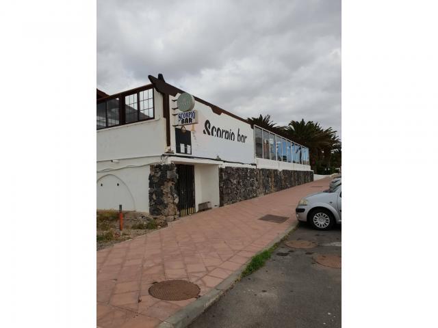 Scorpio Pool bar - Fairways Club, Amarilla Golf, Tenerife