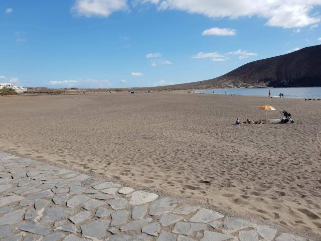 Beach at La Tajita - Fairways Club, Amarilla Golf, Tenerife